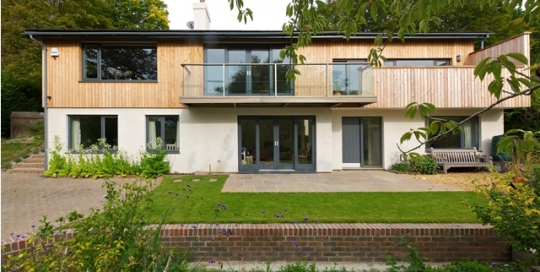 1970s refurbishment and extension in Lewes