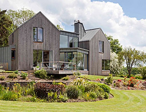 Contemporary Eco House, Kent