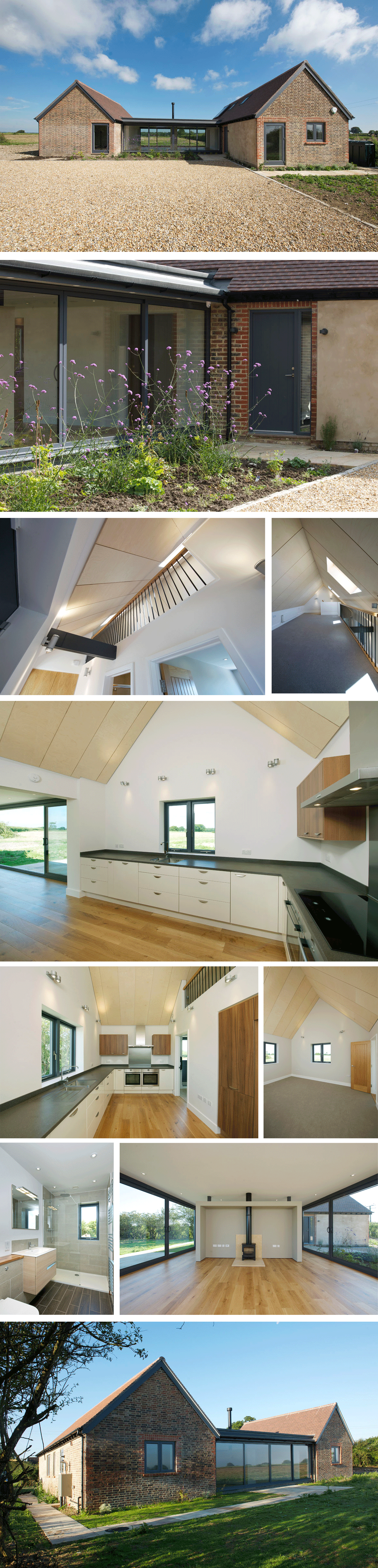 Contemporary Barn Conversion, Lewes