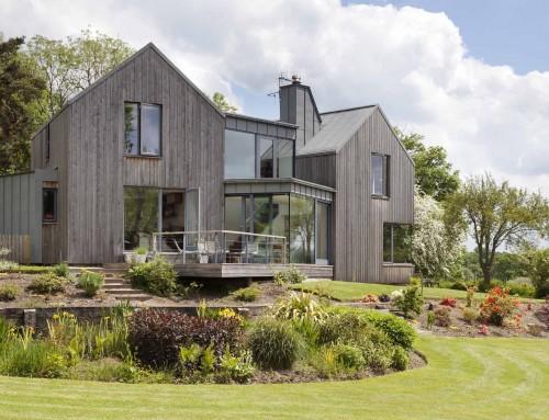Contemporary Eco House, Kent