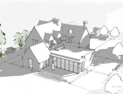 1930s Cottage in Tonbridge gains approval for contemporary extension, January 2019