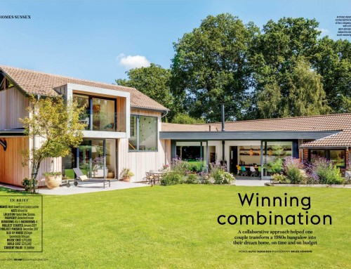 Grand Designs Features Penton Architects' Sussex Project