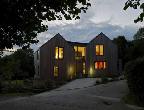 New build Eco house