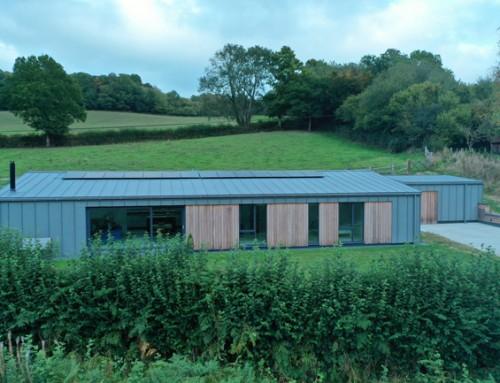 New build rural retreat, Eridge